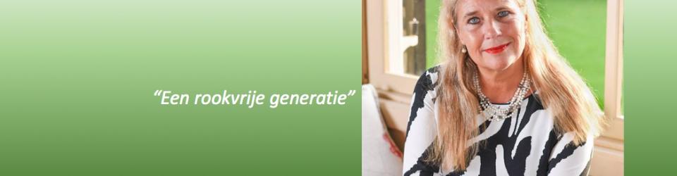 Een rookvrije generatie | Wanda de Kanter